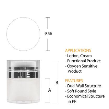 C01 Airless Jar