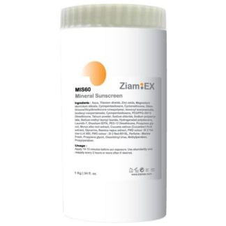 MIS60 Mineral Sunscreen SPF60