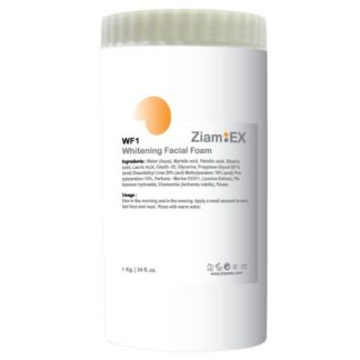 WF1 Whitening Facial Foam