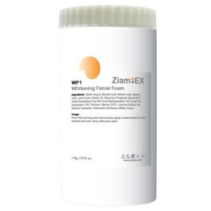 WF1 Whitening Facial Foam