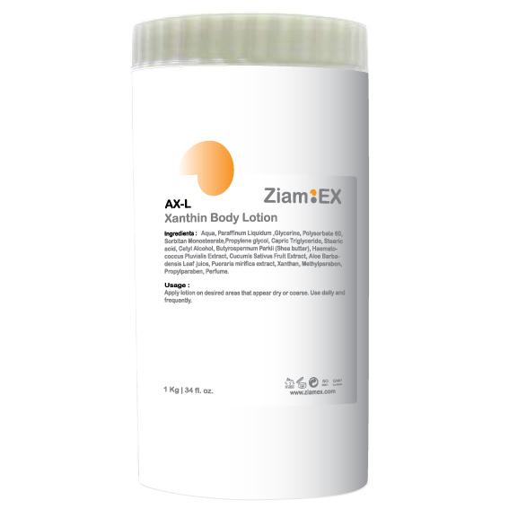 AX-L Xanthin Body Lotion